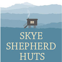 Skye Shepherd Huts near Broadford.
