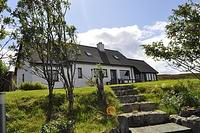 Pier House in Elgol on Skye. Self Catering.