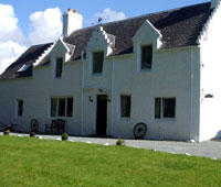 Conusg Bed and Breakfast in Portree on Skye.