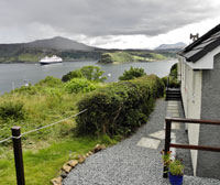 High Beech House Bed and Breakfast in Portree.