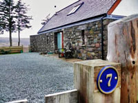 Bothy at Number 7, Portree Self Catering.