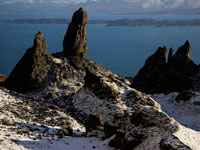 The Old Man of Storr Walk