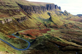 Road to Quiraing.