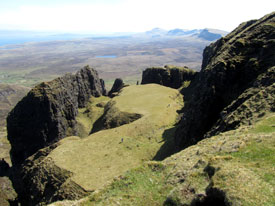 Table from top of Quiraing.