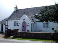 Old Church House B&B in Broadford on Skye.