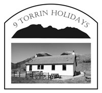9 Torrin - Self Catering on the Isle of Skye.