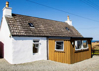 Aisling Cottage in Broadford on Skye. Self Catering.