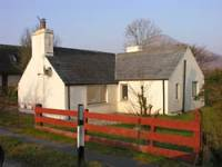 Burnside Cottage - Self Catering - Broadford on Skye.