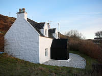 Cnoc na Loch in Elgol on Skye. Self Catering.