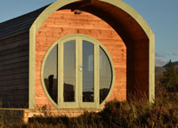 Hobbit House | Self Catering Pod | Skye