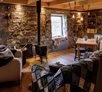 Lusa Bothy | Self Catering Cottage