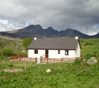 Marble House | Torrin Self Catering Accommodation