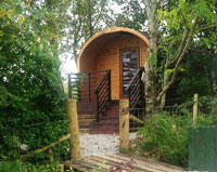 Otterburn Pod | Self Catering Pod