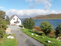 Sea Drift Self Catering by Broadford on the Skye.