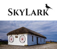Skylark Cottage on the Isle of Skye. Self Catering.
