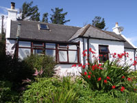 Springbank Cottage offering Self Catering in Elgol on Skye.
