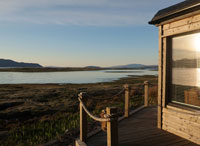 Waterside Cabin | luxury self catering
