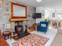 Waterside Cottage - Self Catering - in Broadford on Skye.
