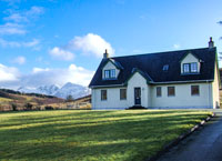 Trien Lodge | Bed & Breakfast | Carbost