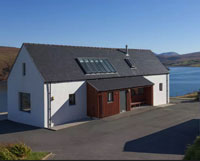 Calath in Carbost on Skye. Self Catering.
