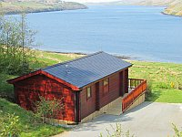 Otter Lodge - Self Catering - in Carbost on the Isle of Skye.