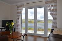 Shorefield in Carbost on Skye. Self Catering.