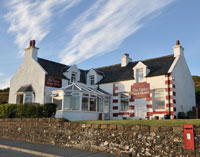 The Tables Guest House in Dunvegan on the Isle of Skye.