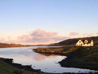 The Tide Bed & Breakfast in Dunvegan