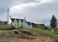 Summer Cottage. Self Catering near Dunvegan.
