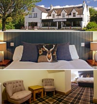 Edinbane Inn Skye Accommodation