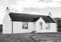 Borve Cottage - Self Catering Cottage on Skye