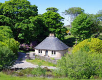 Lyndale Self Catering Cottage on the Isle of Skye.