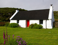 Allt Mor Self Catering Cottage | Glendale