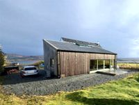 Mag Findargat Self Catering near Dunvegan on Skye.