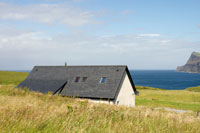 Pooltiel House - Self Catering in Glendale on Skye.
