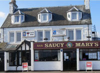 Saucy Mary's Lodge - Hostel Accommodation on Skye.