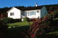 Inver Rose Self Catering in Kyleakin on the Isle of Skye.