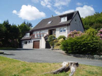 Woodlands Bed & Breakfast in Portree on Skye