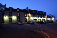 Bosville Hotel in Portree on the Isle of Skye.