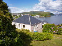 Brook Cottage Self Catering in Portree on Skye.
