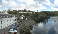 Harbour View in Portree on Skye. Self Catering.