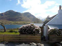 Kirsty's Cottage Self Catering on the Isle of Skye.