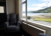 Loch Portree View | Self Catering