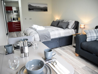 Pipers Hut Studio | Portree Self Catering