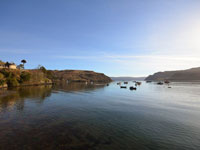 Portree Bay House - Portree Self Catering