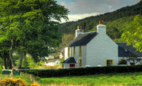 Seafield House Self Catering in Portree on the Isle of Skye.