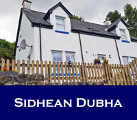 Sidhean Dubha | Holiday Home Portree