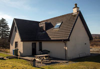 Sealladh An Locha Self Catering in Bernisdale