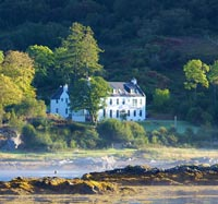 Kinloch Lodge in Sleat on the Isle of Skye