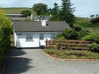Calligary Cottages near Ardvasar on Skye. Self Catering.